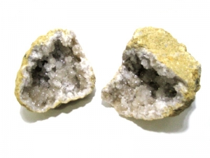 Cracked Geode Pair